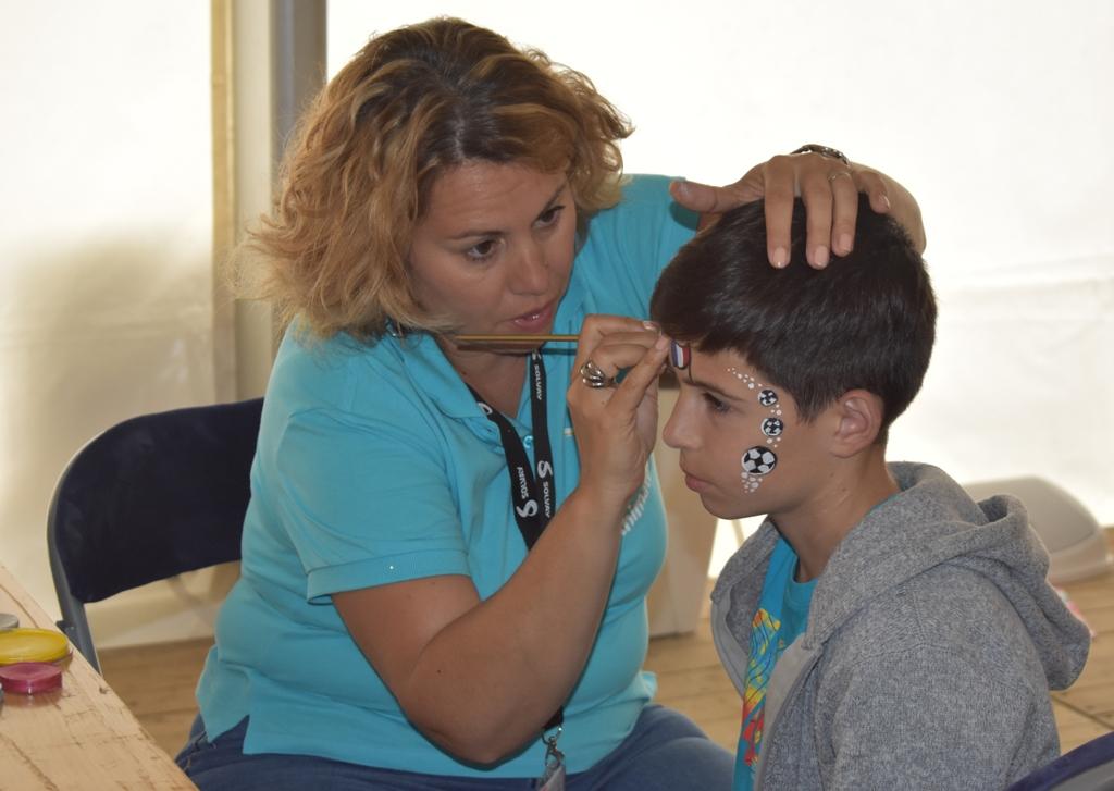 Maquillage pour enfants en Charente-Maritime
