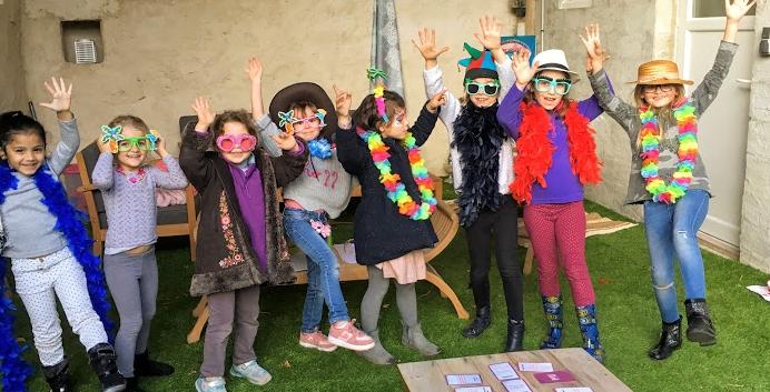 Organisatrice anniversaires pour enfants La Rochelle-Royan-Saintes